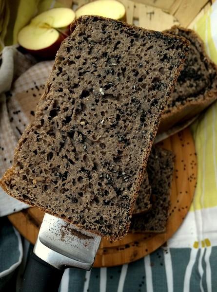 Bezglutenowy Chleb Gryczany fot.2