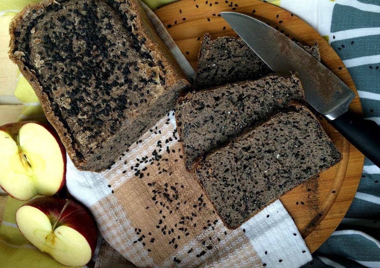 Bezglutenowy Chleb Gryczany fot.1