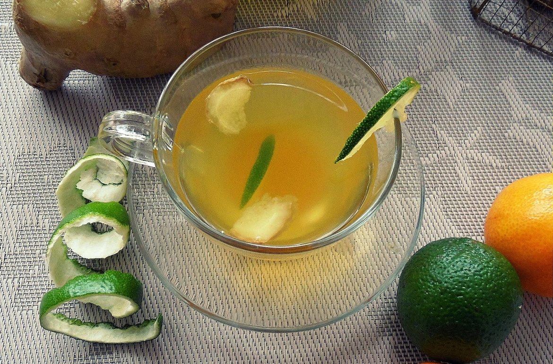 Eliksir Odporności, czyli przepis na zdrową herbatę!