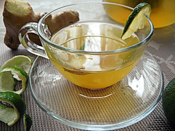 Eliksir Odporności, czyli przepis nazdrową herbatę!