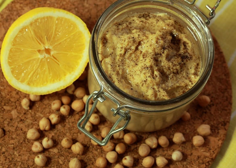 Klasyczny Hummus - palce lizać! fot. 1