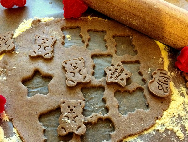 Ciasteczka imbirowo-cynamonowe 2