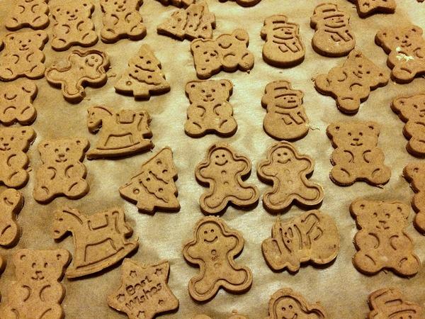 Ciasteczka imbirowo-cynamonowe 3