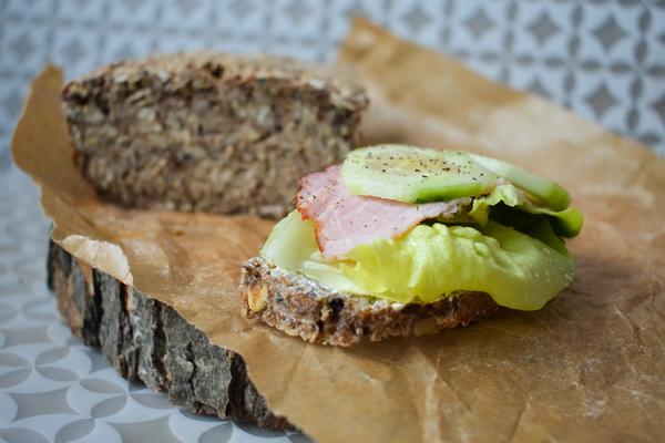 Bezglutenowy chleb owsiany, poradnia dietetyczna online Just Food Therapy, dietetyk kliniczny Justyna Lenda, fot 5