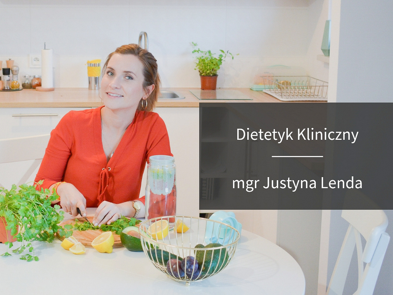 o mnie blog- just food therapy dietetyk kliniczny Justyna Lenda